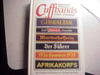 German Military Cuffbands  1784-To Present