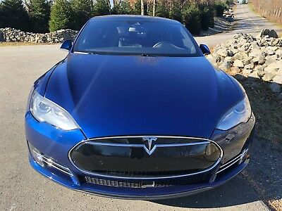 2016 Tesla Model S P85D 2016 Tesla Model S P85D Performance