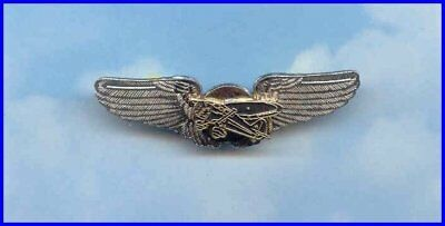 Stinson Gullwing Airplane Antique Plane Wings Pin Aviator 99's Aircraft