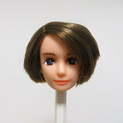 Head for Licca Boy Friend New Arrival Doll Head Boy for Licca Doll DIY Body Part