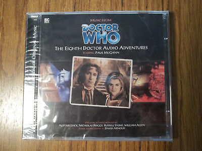 Doctor Who : Music from the Eighth Doctor Audio Adventures Featuring Paul McGann