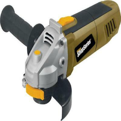 4-1/2 Inch Angle Grinder 6 Amp Tool Paddle Switch Electric 120 Volt New