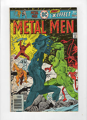 Metal Men #47 (Aug-Sep 1976, DC) - Fine/Very Fine