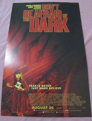Don't Be Afraid of the Dark  Promo Poster Fan Expo Comic Con Katie Holmes