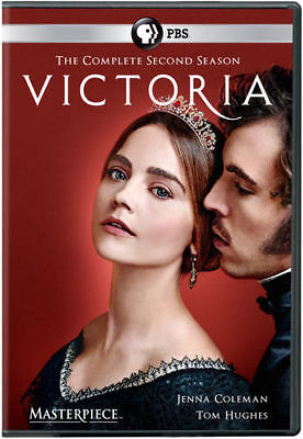 Victoria Season 2 Dvd Brand New Sealed The Complete Second Season Masterpiece