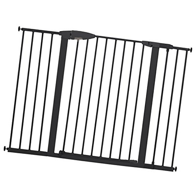"Munchkin Easy Close XL Metal Baby Gate, 29.5"" - 51.6"" Wide, Black, Model 31067"