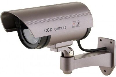 Decoy Outdoor Camera with LED Lights