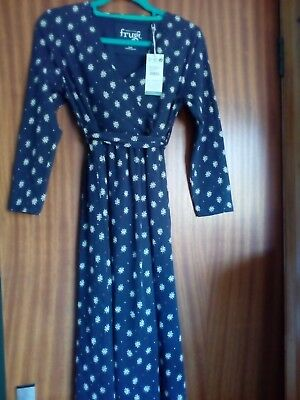 Frugi nursing / maternity dress size S new with tags
