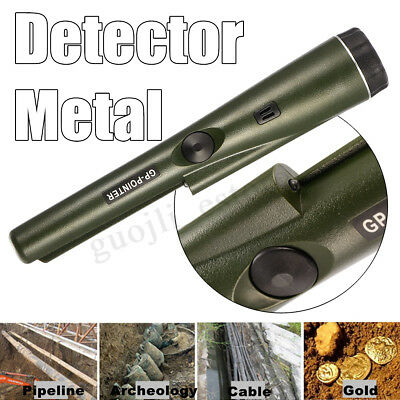 GP-POINTER Pinpointer Pin Pointer Probe Metal Detector with Holster Automatic
