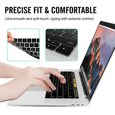 Waterproof Dustproof Silicone Keyboard Cover For Macbook 11.6 inch 12inch 13inch