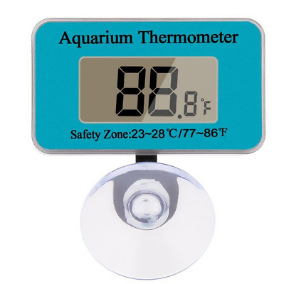 Thermometre LCD pour aquarium