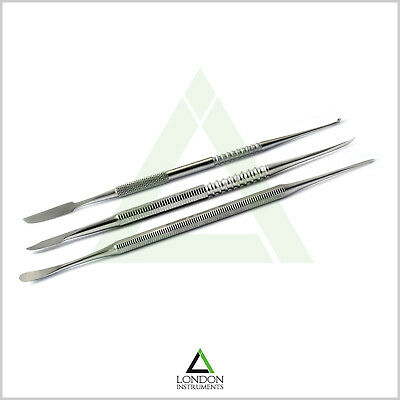 Dental Zahle, Beale, Lecron Carvers Waxing & Modelling Carving Laboratory Tools