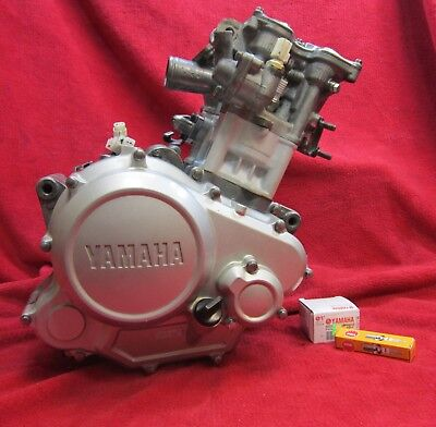 YAMAHA YZF-R125 COMPLETE ENGINE :FULL REBUILD by the pro's !POST TO EU & NORWAY