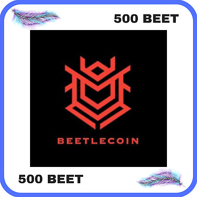 500 Beetle Coin (Beet) CRYPTO MINING-CONTRACT ( 500 Beet )