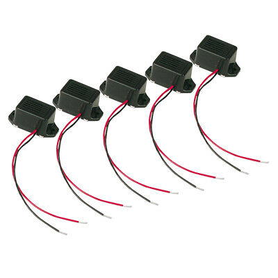 3V 6V 9V 12V 24V Solar Repeller Buzzer Mechanical Indicator Buzzer With Lead