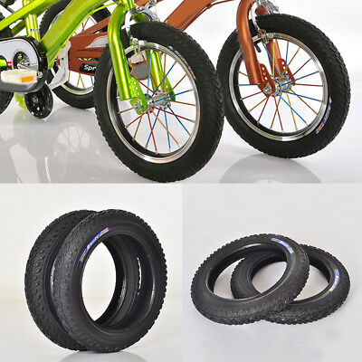 12x2.125inch Kids Bicycle Bike Cover Tire Tyre Durable Cycling Parts Latest