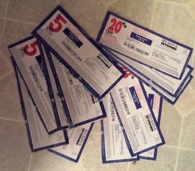 Lot of 30 Bed Bath & Beyond BBB 20% off single item Coupons Deal💰💰💰🇺🇸