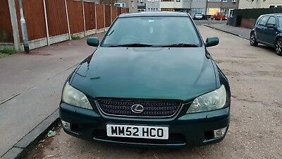Lexus IS (2003) 4Dr Saloon 3.0 Limited Edition Auto5