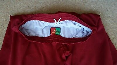 Red/green Portugal Football Shorts Adult Xs