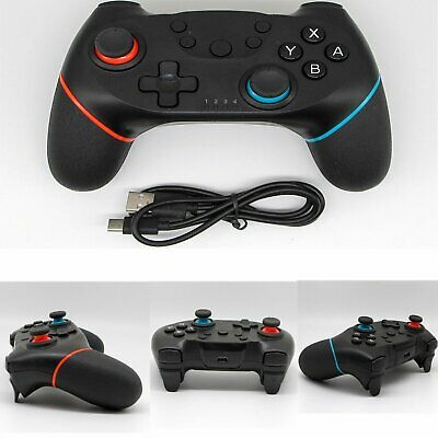 Bluetooth Wireless Controller Gamepad Joypad For Nintendo Switch NS Pro Console