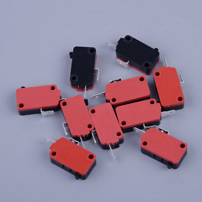 10pcs Microwave Oven Door Micro Switch For LG GE Starion SZM-V16-FA-63 FD-63