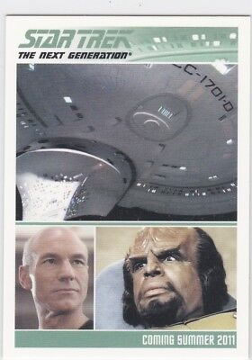 Star Trek ..The Next Generation  ..Promo P2  Card