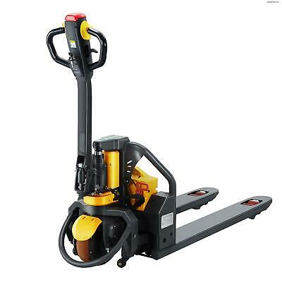 """ApolloLift 48"""" x27"""" Electric pallet truck with 3300lbs Capacity"""
