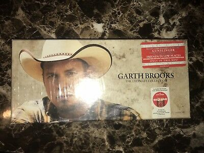 GARTH BROOKS The Ultimate Collection 10 CD Disc SEALED BOXED SET