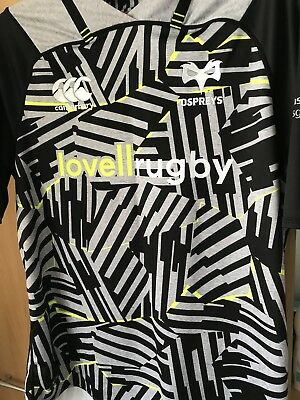 ospreys rugby shirt