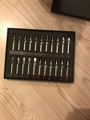 Tattoo Needle And Shader Holders/tips