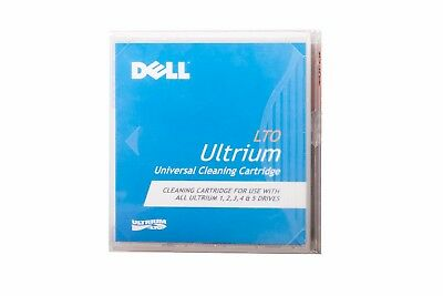 LTO Ultrium Universal Cleaning Cartridge, Dell Part No. 01X024