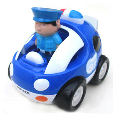 Funny RC Baby Car Radio Control Music Toy For Toddlers Kids Children Xmas Gift