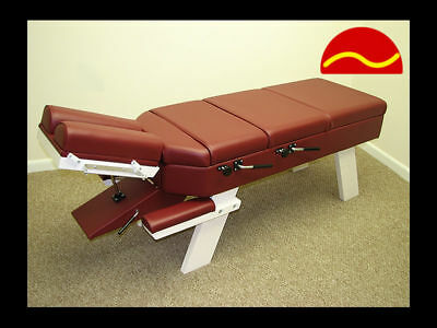 3-Drop Chiropractic Table-Green Monday-$895.00 and $75.00 Shipping, Only 1