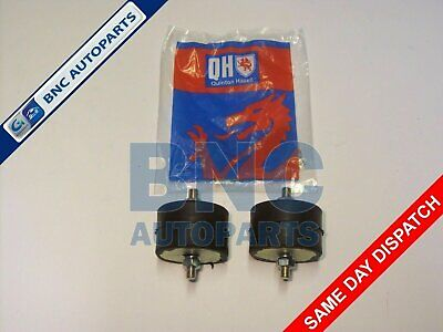 FRONT ENGINE MOUNTING PAIR for FORD CAPRI from 1968 to 1987 QH (Quinton Hazell)