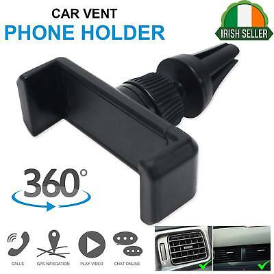 Car phone holder vent mount mobile universal Stand Grip 360 For iphone samsung