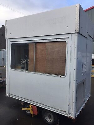 Mobile Bar, Catering Trailer (Please Read Ad)