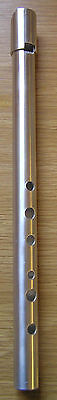 Shearwater High 'D' alloy 'session' wide bore penny tin whistle-Irish-Celtic