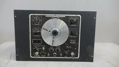 STRUMENTO PRECISION SERIES E-400 SWEEP GENERATOR radio d'epoca