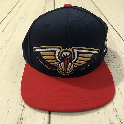 official photos 9125f f838f ... sale new orleans pelicans mitchell ness snapback hat b9462 c4af1