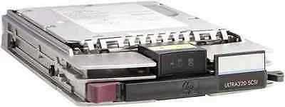 HP 146GB SCSI Ultra320 15k Hot- Plug Hard Drive