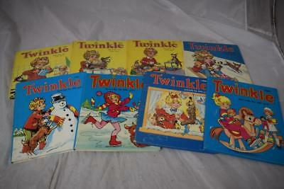 Bundle TWINKLE Annuals Unclipped 1980s 1990s