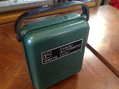 Vintage Cowley Automatic Level Very Good Condition