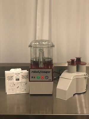 Used Robot Coupe R2N CLR Food Processor