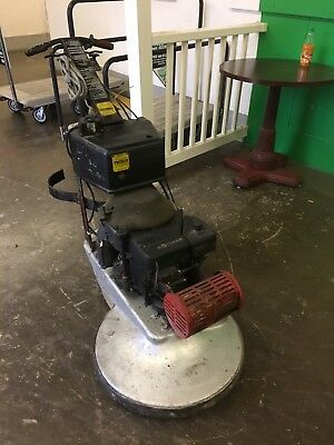 "Pioneer Eclipse 2100 (21"") Propane High Speed Floor Buffer Polisher Model SB2100"