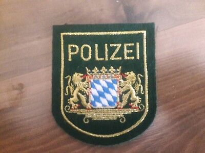 German Police patch.new