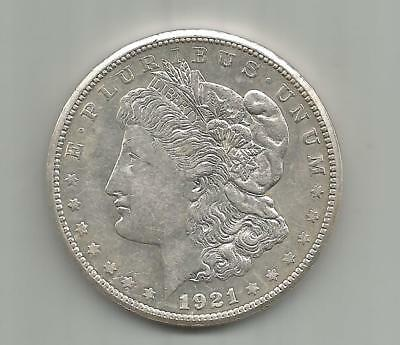 1921  S   (  Choice  About  Uncirculated  )Nice  Coin