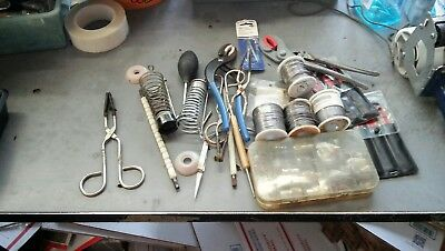 Bow Solder  And Soldering Tools Military Gc Ati Electronic M151