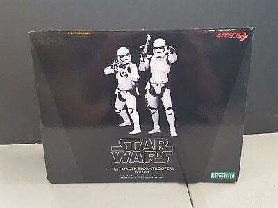 Kotobukiya Star Wars ArtFX + First Order Stormtrooper Two Pack 1/10 Scale