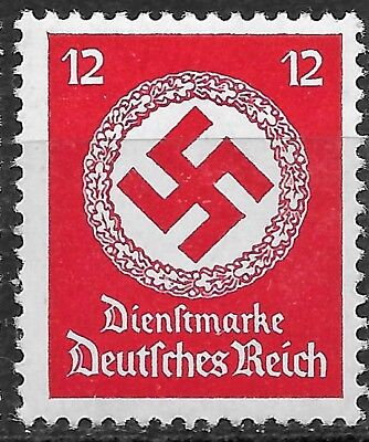 Germany Third Reich Mi# 172 Official 1942/44  MNH **