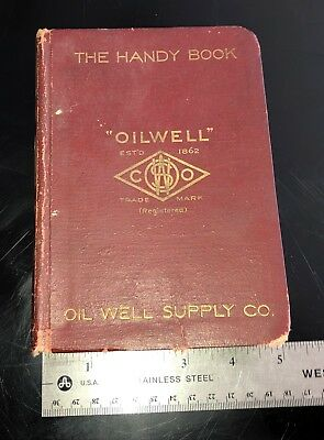 Catalog Oil Well Supply 1916 Gas Engine Hit Miss Old Derrick Machinery Farm